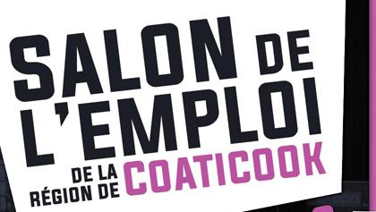 Calendrier municipalit r gionale de comt de coaticook for Salon de l emploi 2017